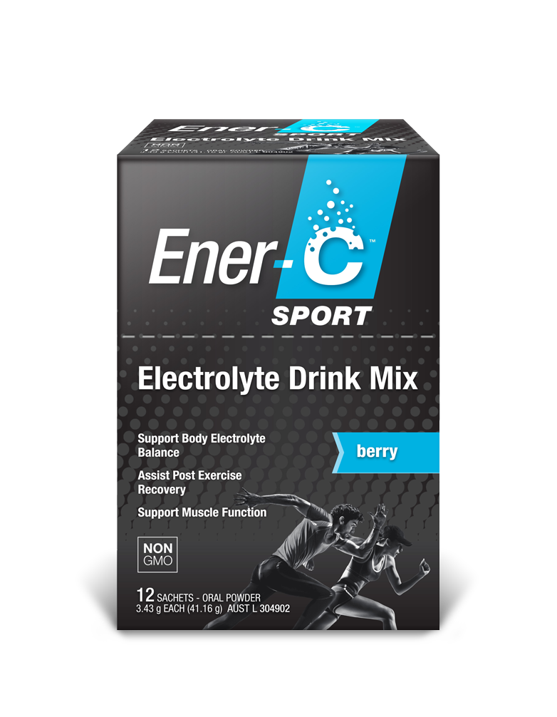 Ener-C SPORT Electrolyte Drink Mix Packaging