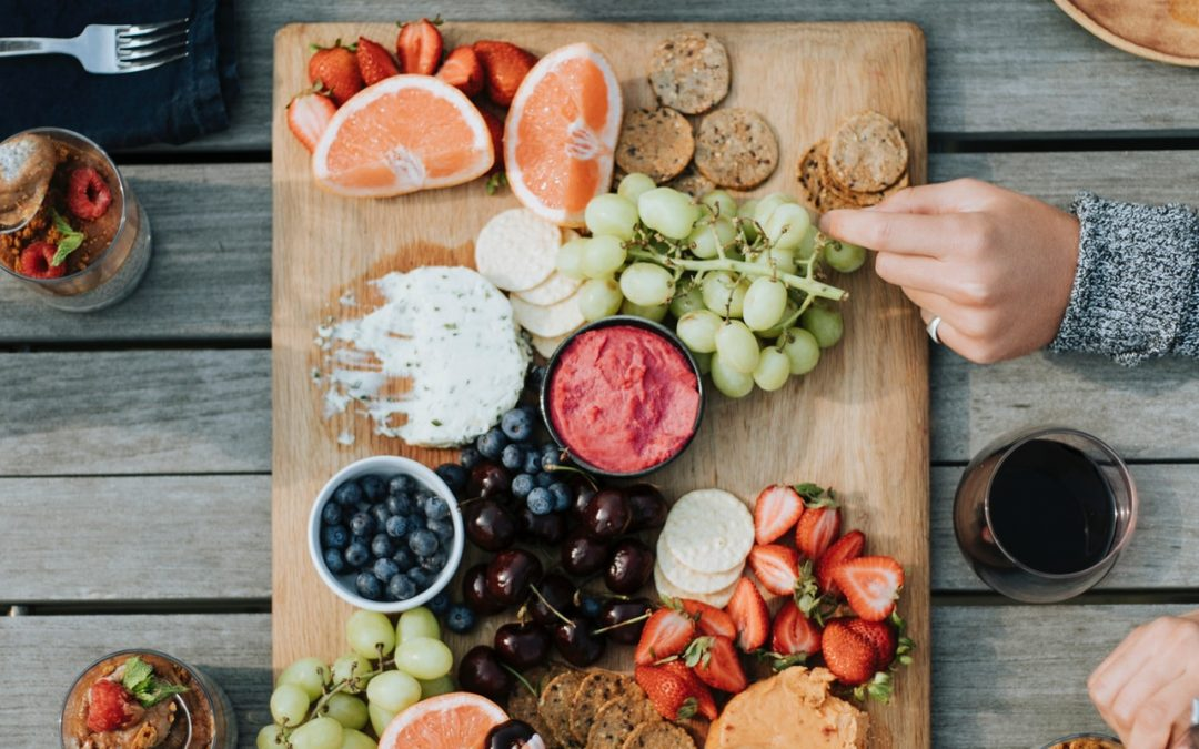 A Simple Guide To Serving Sizes And Portion Control